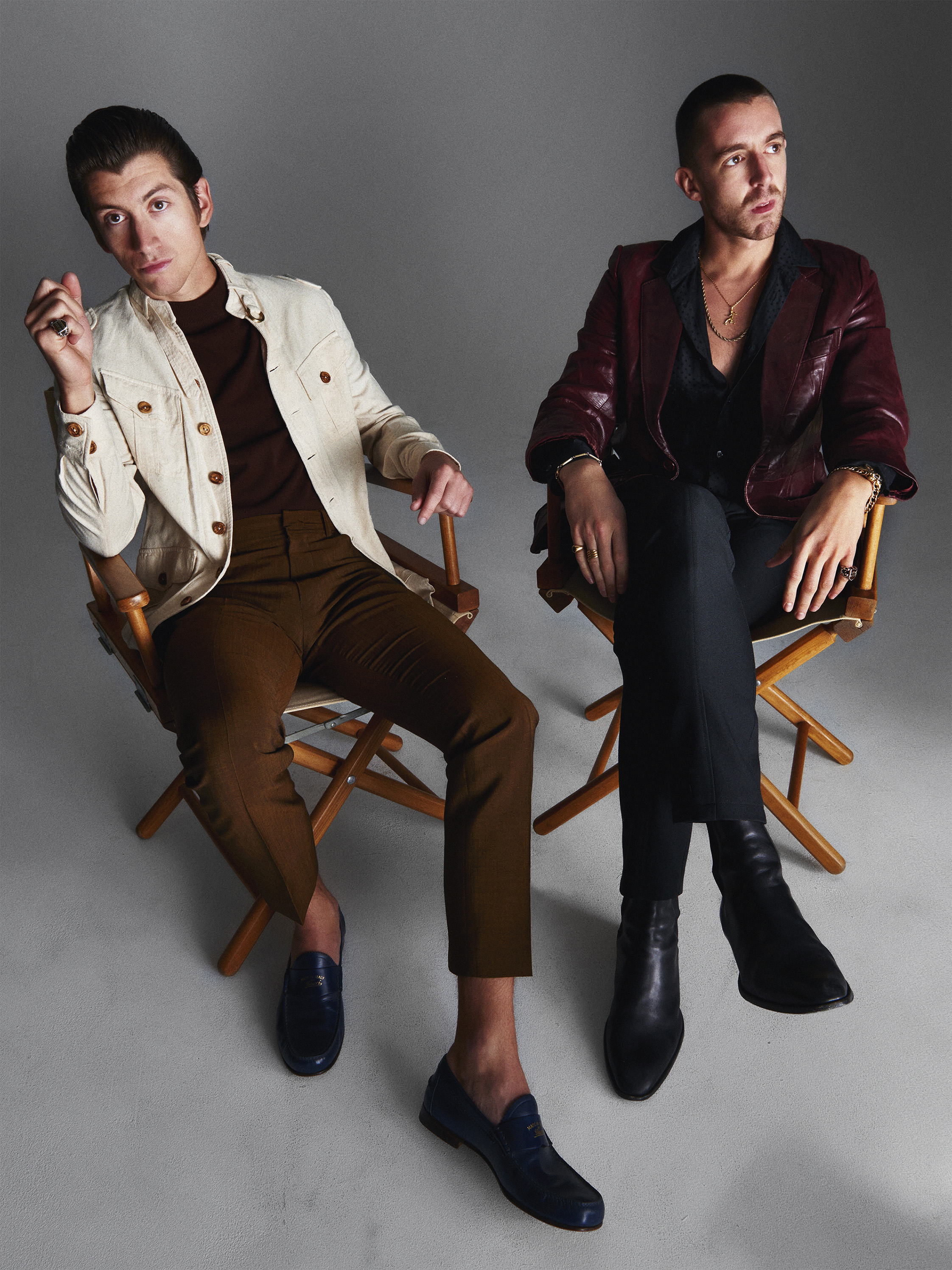 ... Releases - The Last Shadow Puppets - Everything You've Come To Expect